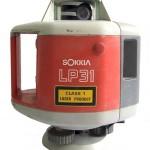 laser sokkia lp31-800