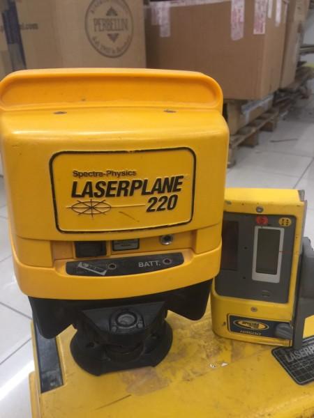 Livello laser orizzontale spectra l220 e a laser - Laser per piastrellisti ...
